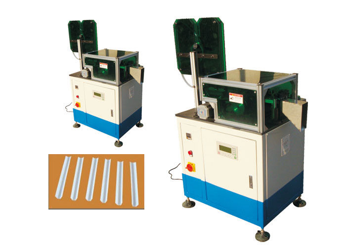 SMT-CG200 Stator Paper Cutting Machine / Slot Wedge Forming Cutting Machine