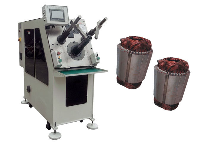 Automatic Motor Stator Coil Winding Inserting Machine For Big Electric Motors SMT - K90