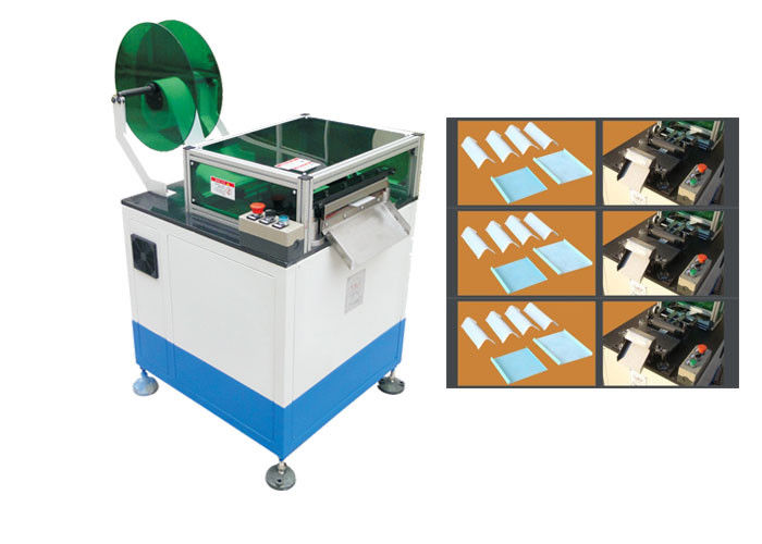 Armature Insulation Paper Forming Wedge Cutting Machine Electric Motor Machine
