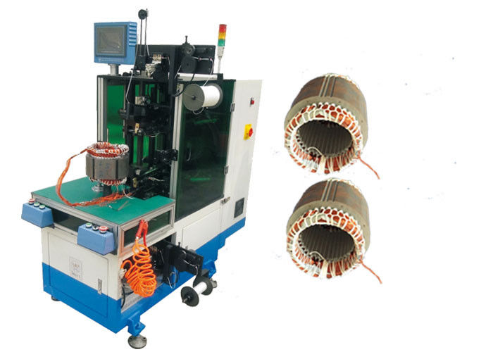 Stator Coil Lacing Coils Binding Machine For Pump Compressor Induction Motor SMT - BZ190