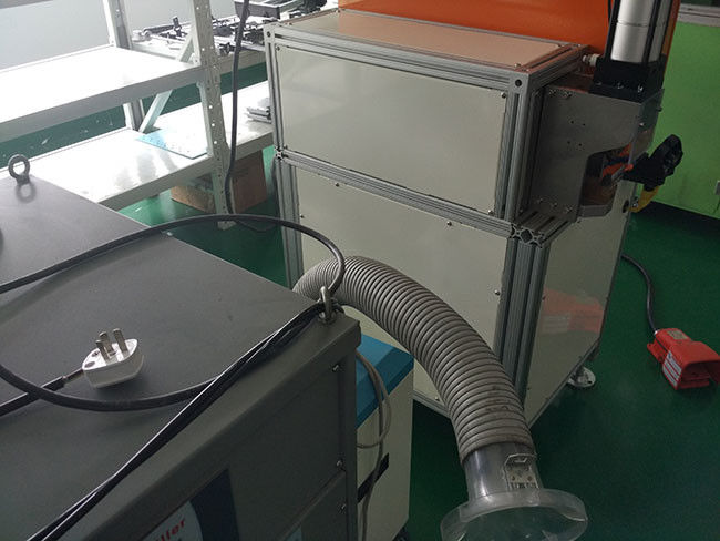 SMT- K3220 Automatic Welding Machine For Fusing Commutator Bar