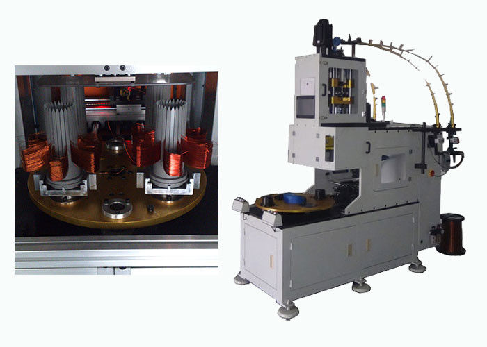 Automatic Coil Winding Machine  AC / DC Electrical Series Motor High Temperature Resistance