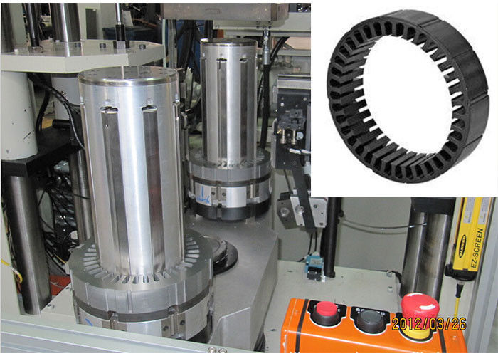Motor Winding Equipment  Explosion - Proof Motor Stator and Rotor Assembly Machine