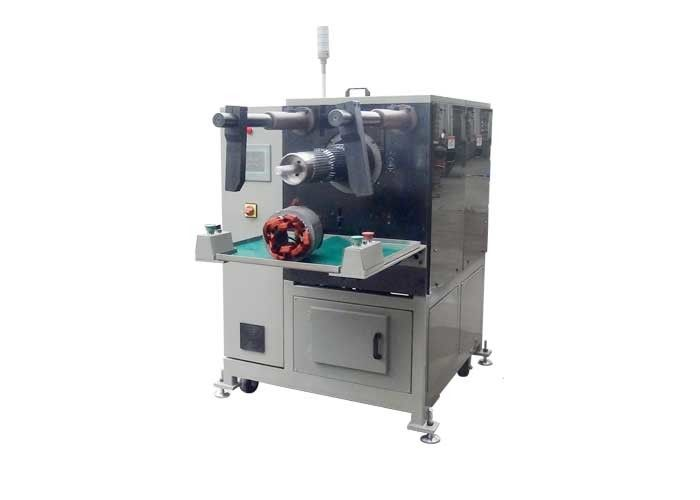 Superior Stator Winding Inserting Machine For Fan Motors Winding Insertion ISO / BV / SGS