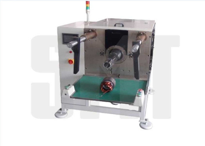 Horizontal Motor Coil Inserting Machine With Modular Tooling For AC Motors Washing Machine