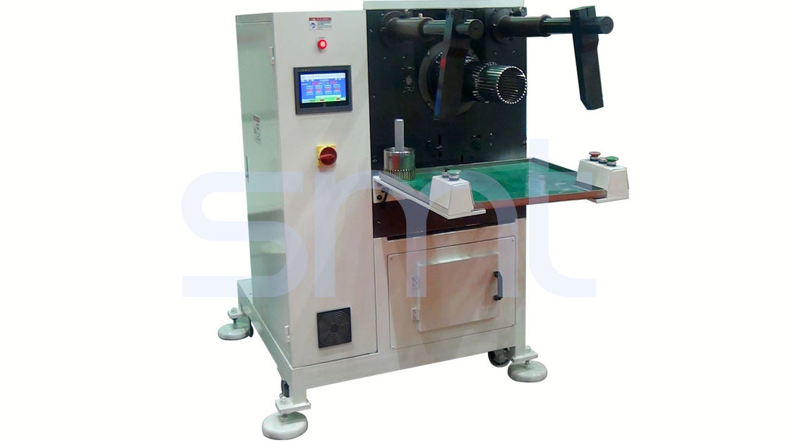 Three Phase Motor Stator Full - Automatic Coil Insertion And Coil Winding Equipment