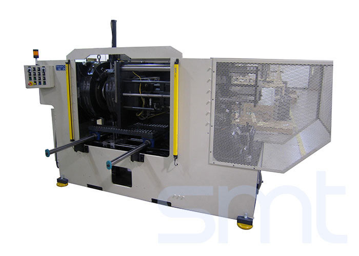 Induction Motor Stator Coil Winding / Shaping / Forming Machine SMT - ZZ300